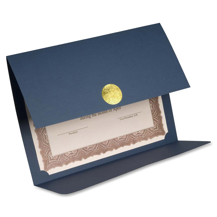 St James First Base Elite Medallion Fold Certificate Holder  Elite