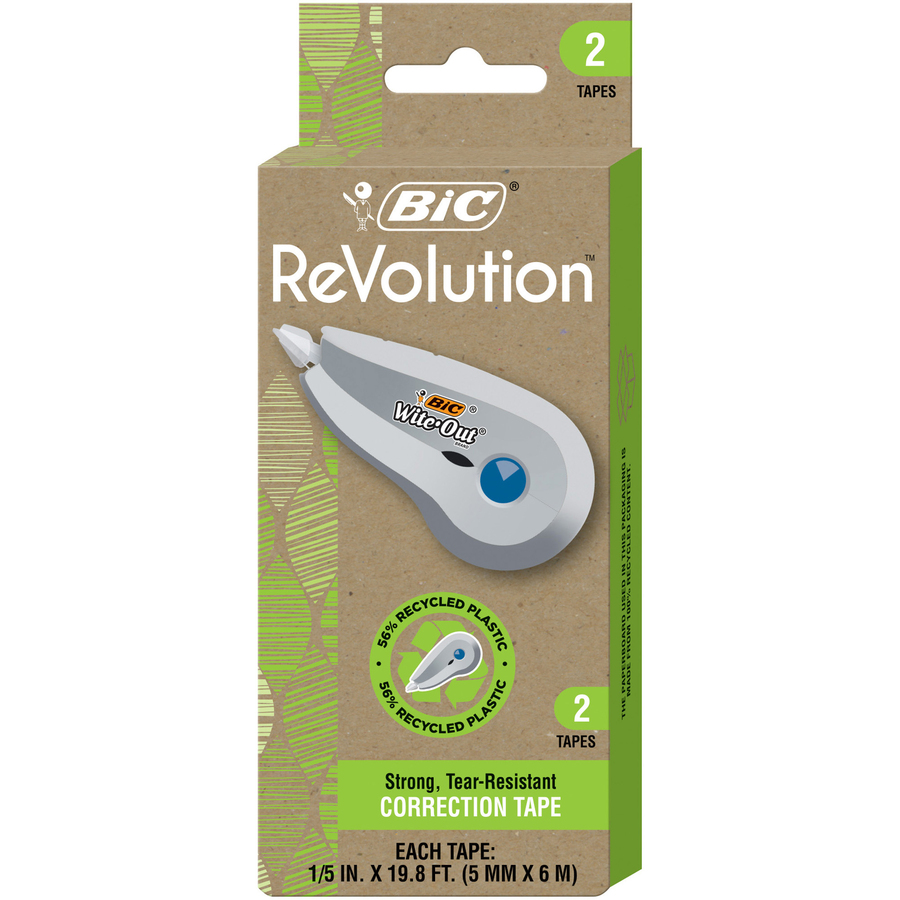 Bic wite out correction tape direct office buys bic wite out correction tape bicwoetp21 original publicscrutiny Gallery