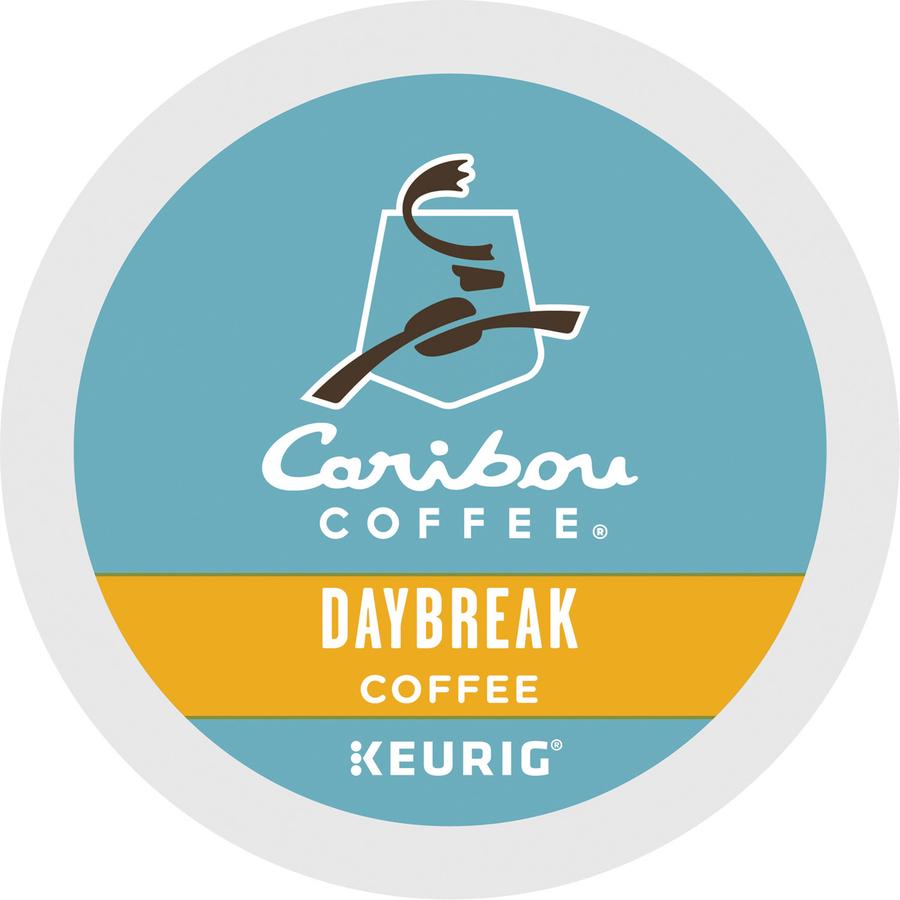Caribou Coffee Daybreak Morning Blend K Cup