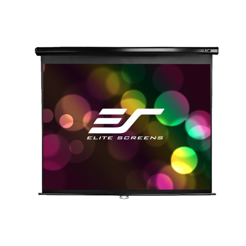 Elite Screens Manual M135UWH2 Projection Screen - Large