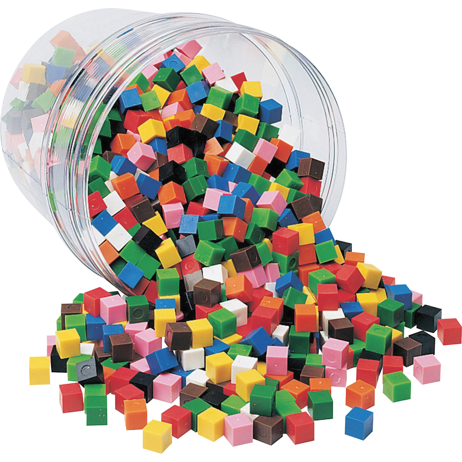 Learning Resources Centimeter Cubes Set