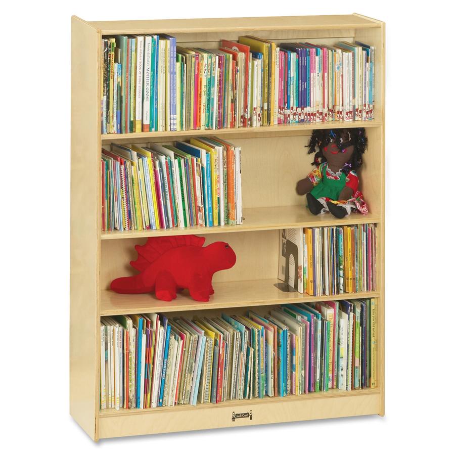 Classroom Bookcase Ideas ~ Jonti craft adjustable shelves classroom bookcases