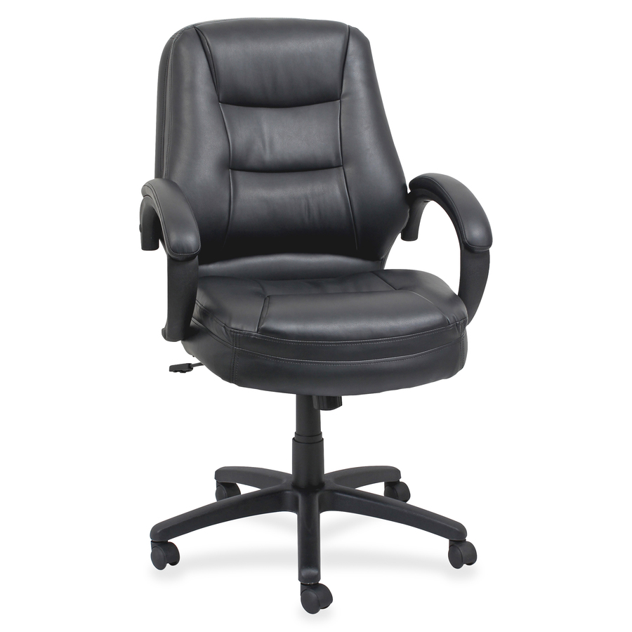 Lorell 63287 Lorell Westlake Mid Back Managerial Chair
