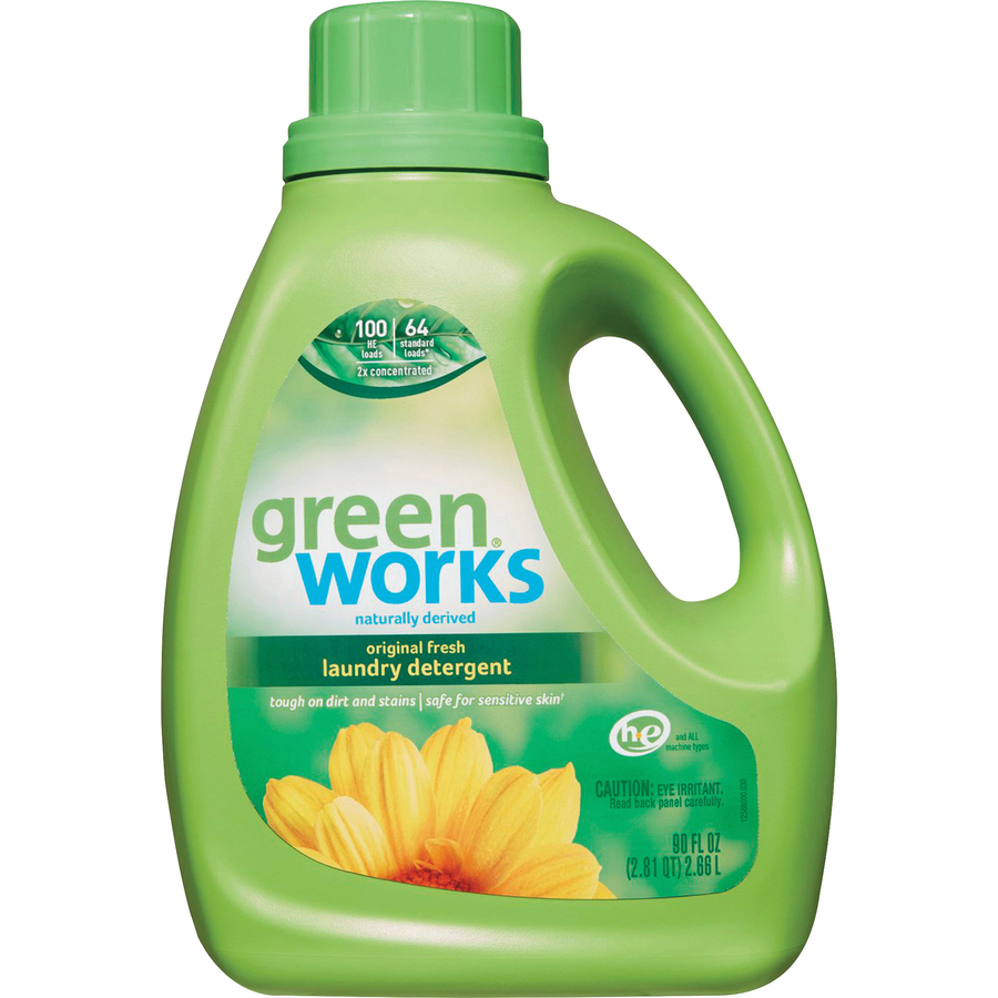 Discount Green Works Laundry Detergent