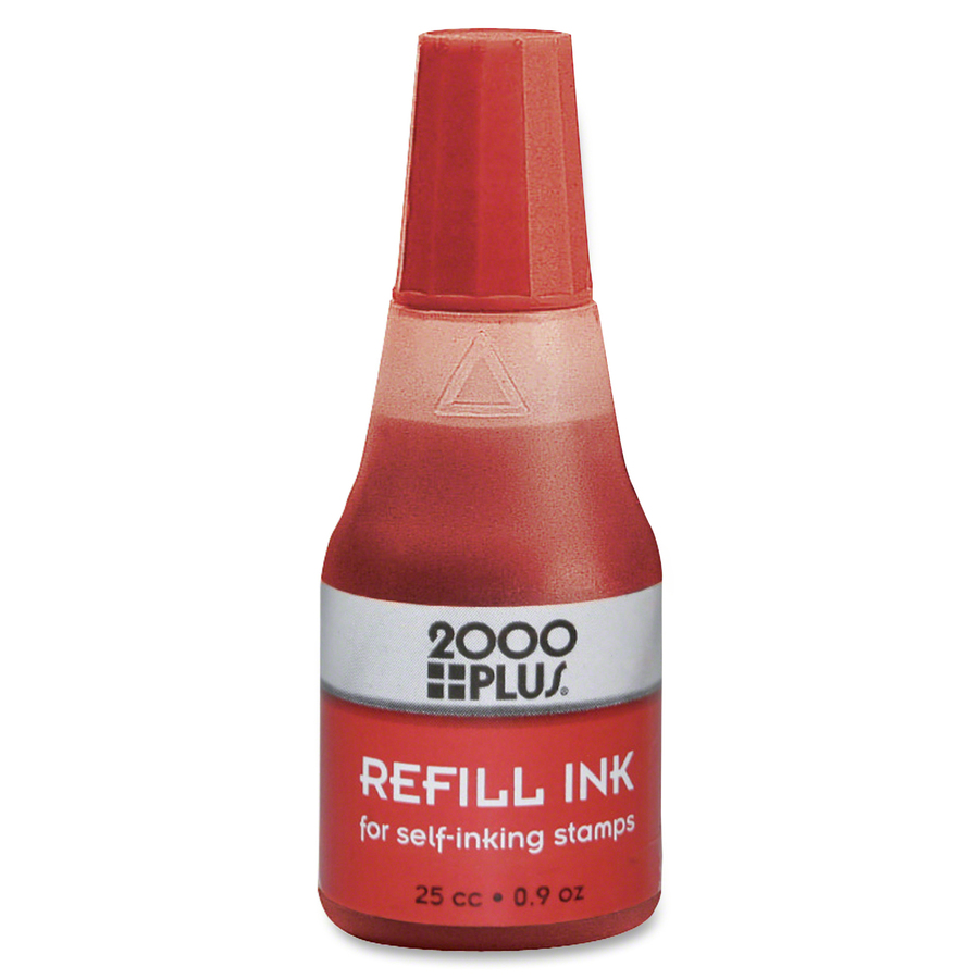 COSCO Self inking Stamp Pad Refill Ink
