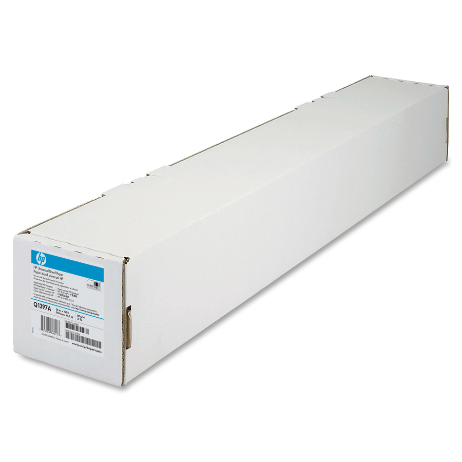 Hp universal bond paper hewq1397a super fast shipping Blue bond paper