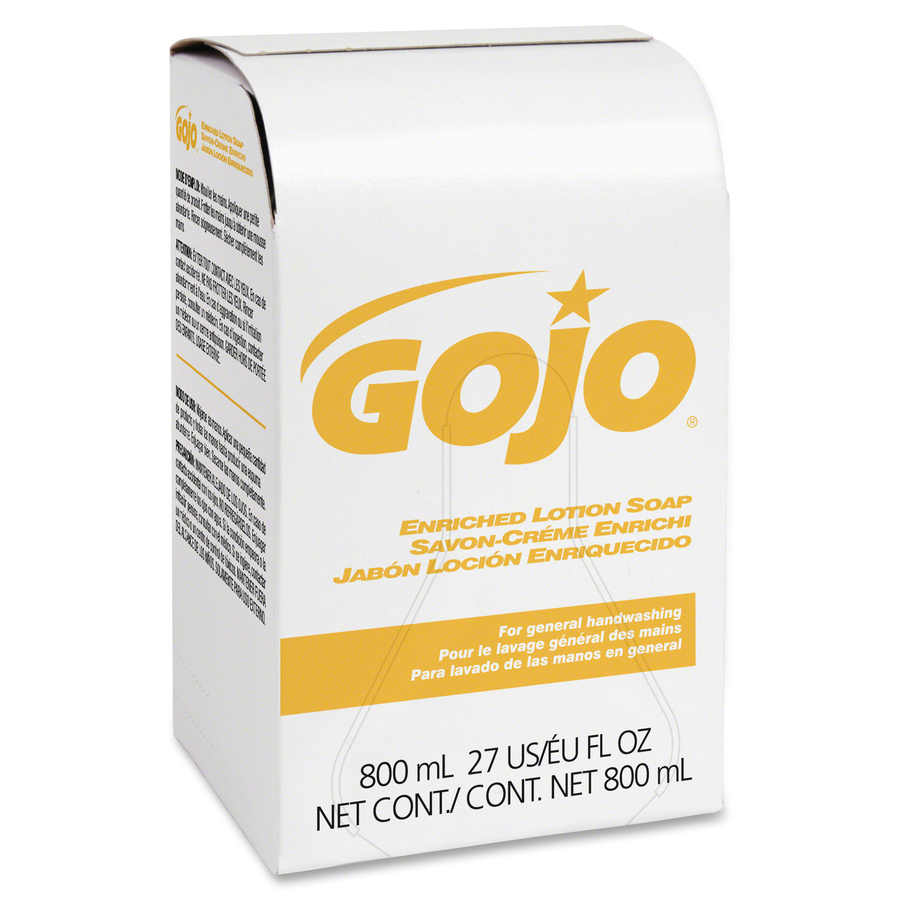 Wholesale Gojo Moisturizing Lotion Soap GOJ910212 in Bulk