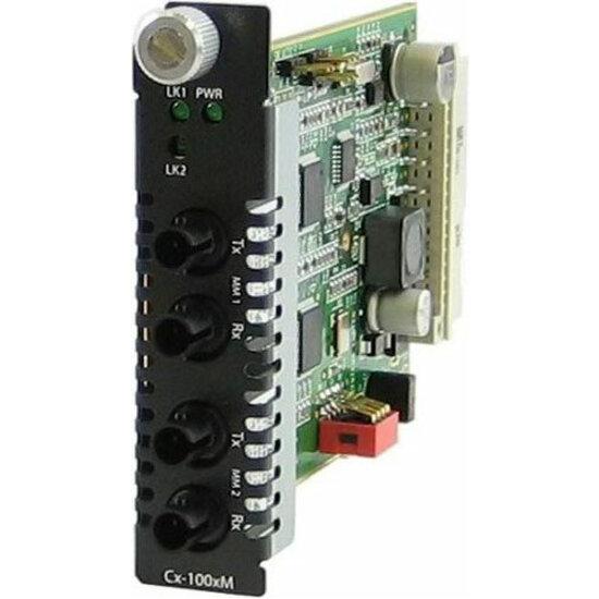 Perle C-1000MM-M2ST2 Transceiver/Media Converter 05061490 - Large
