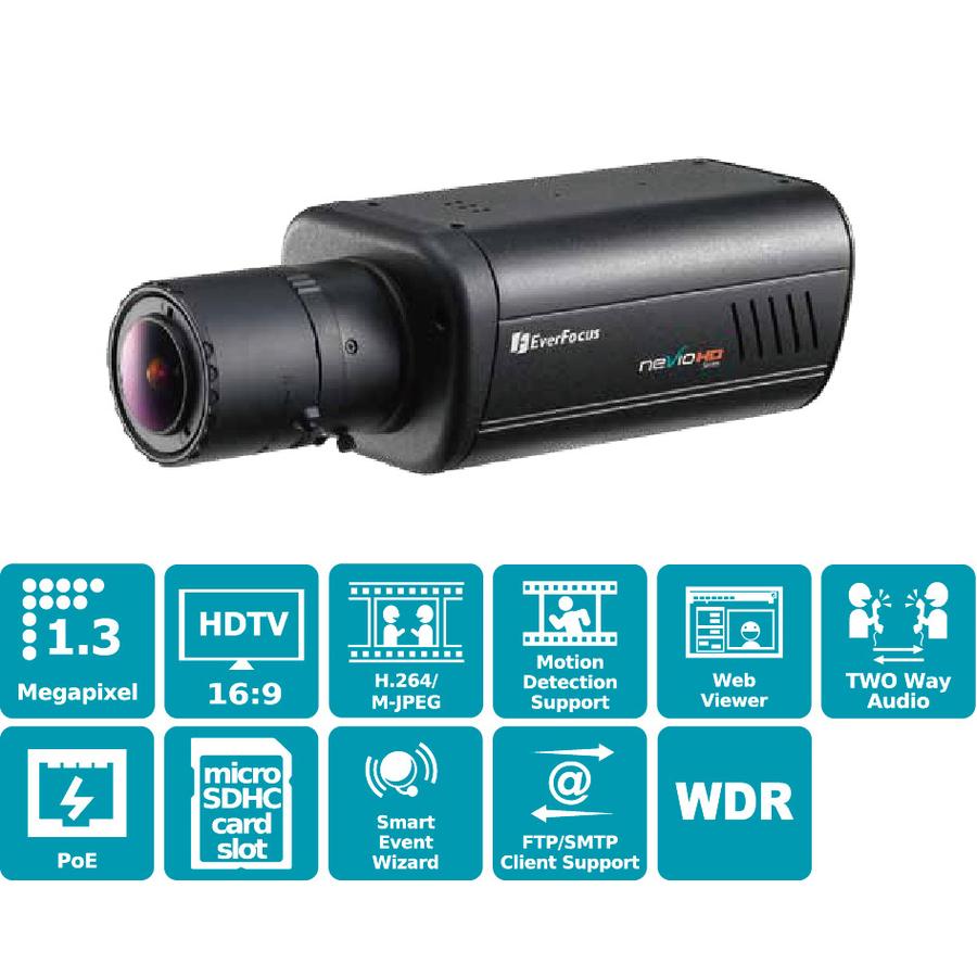 EverFocus Network Camera EAN3220 - Large
