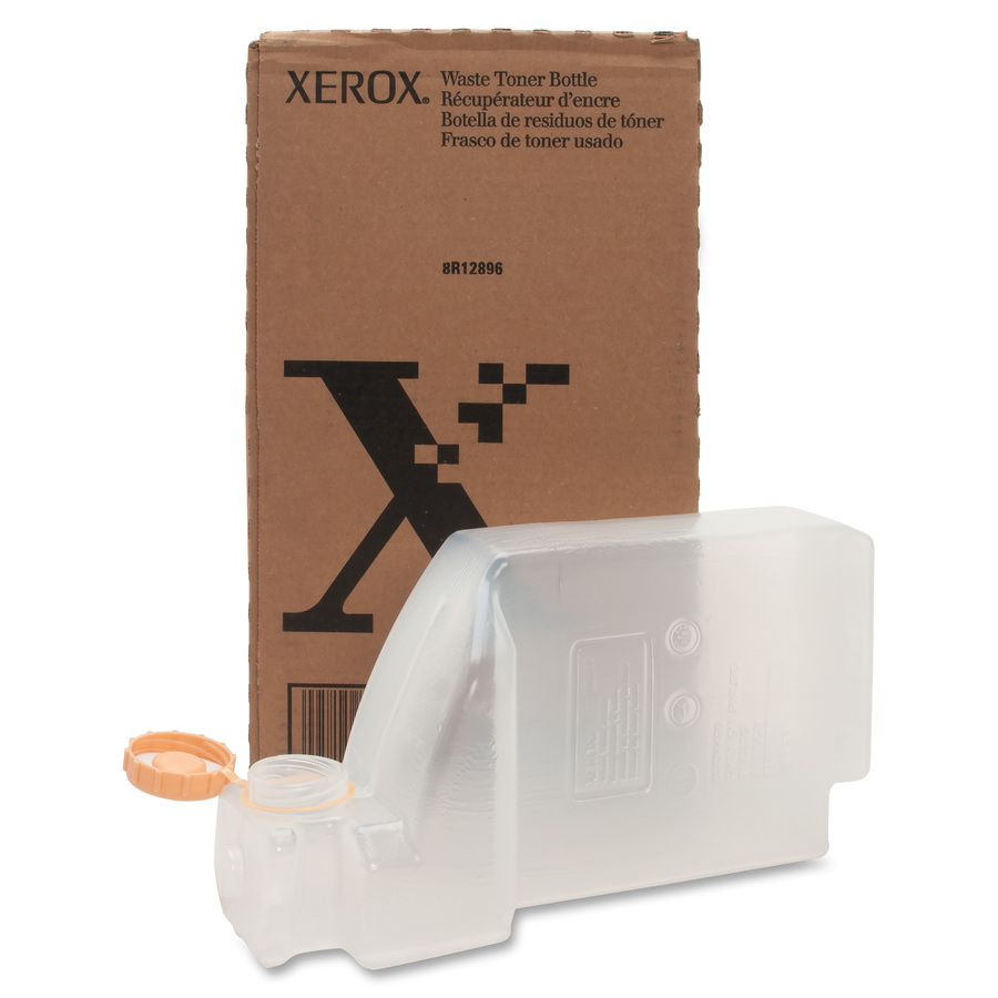 Xerox 8R12896 Waste Toner Container - Laser - 1 Each - 123