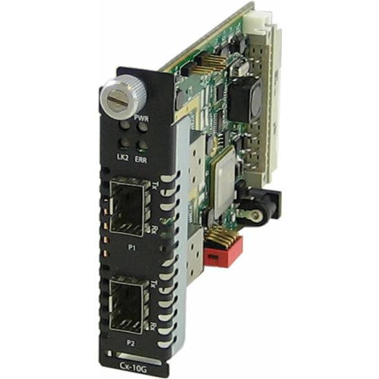 Perle C-10G-STS Transceiver/Media Converter 05061500 - Large