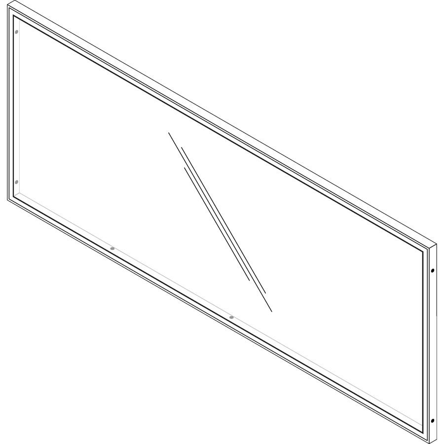 Osp Furniture Glass Modesty Panel Fits Nap89 Nap01 Icc Business Wiring Diagram Line Art Original