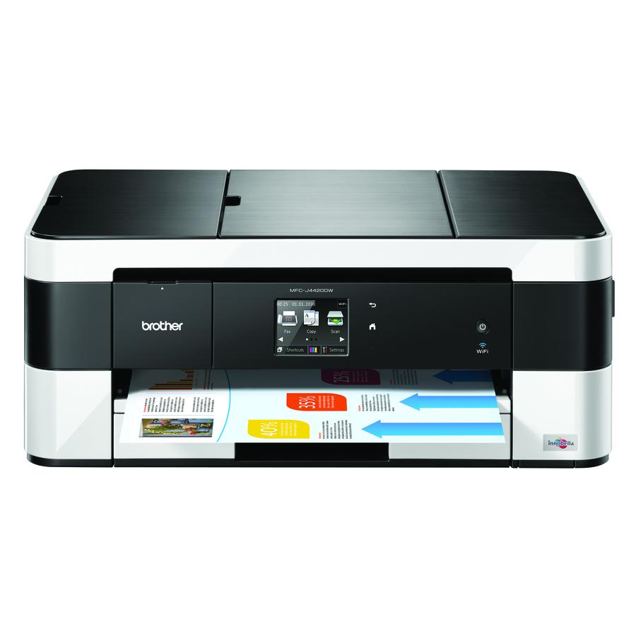 Impresora-de-inyeccion-de-tinta-multifuncion-Brother-Business-Smart-MFC-J4420