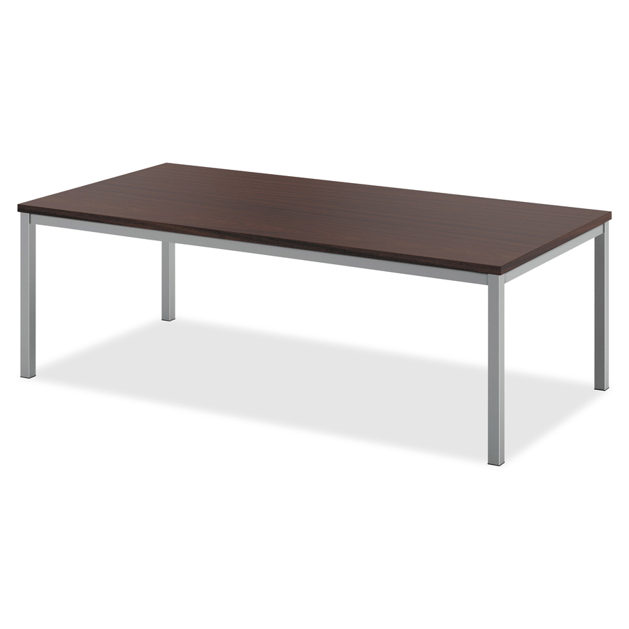 BSXHMLC Basyx By HON Metal Leg Coffee Table Office Supply Hut - Coffee table depth
