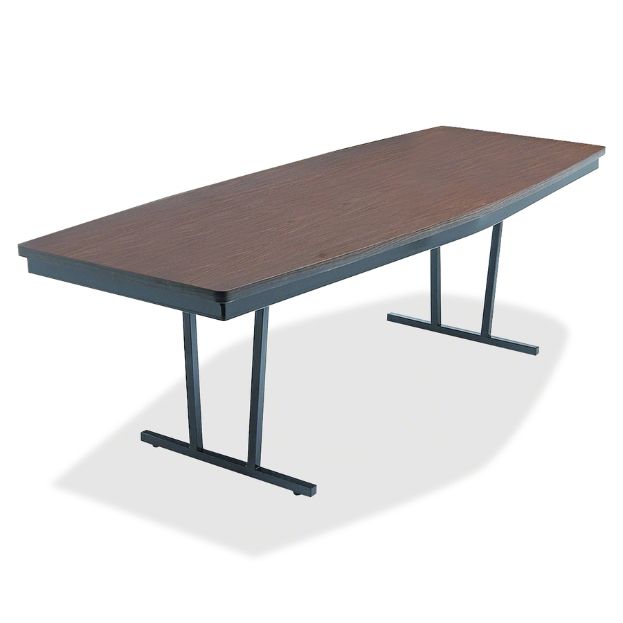 barricks foldable conference table thomas business center inc