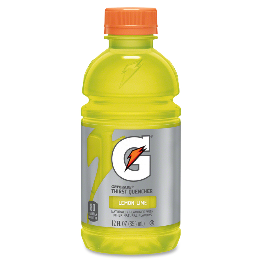 Motivational Quotes For Sports Teams: Quaker Foods Gatorade Lemon/Lime Sports Drink