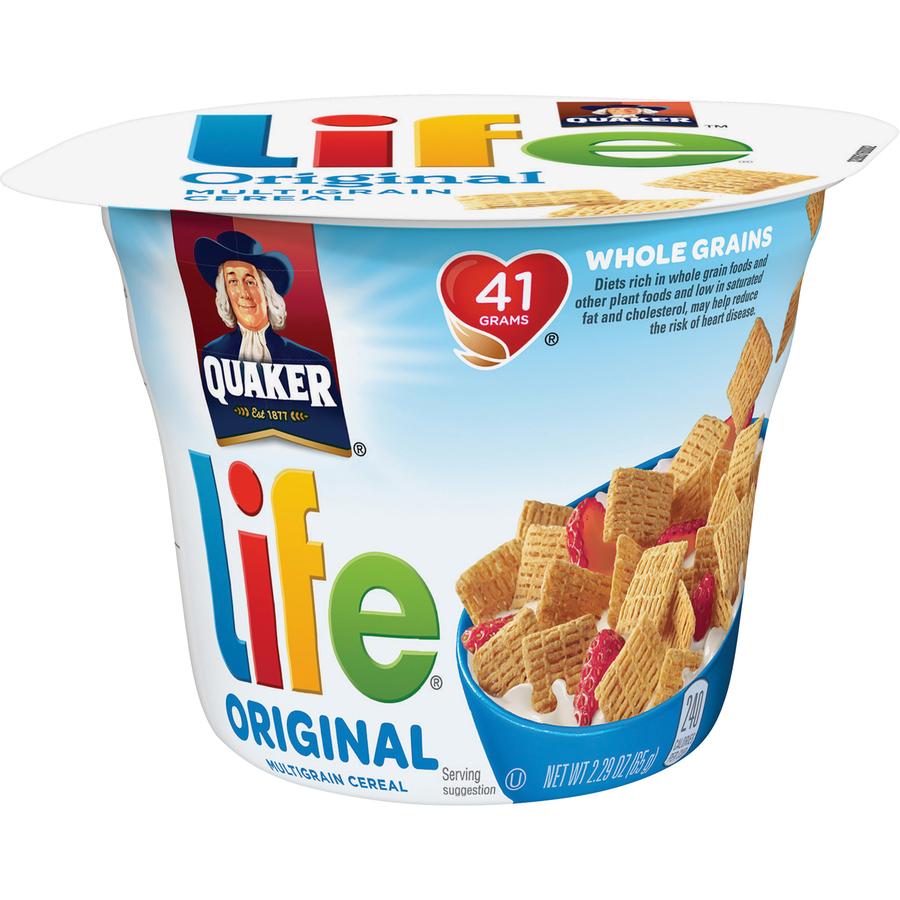 Quaker Oats Life Original Multigrain Cereal Bowl