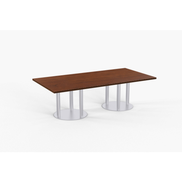 SCTASTRTDW SpecialT Astra Conference Table Office Supply Hut - 10 ft stainless steel table