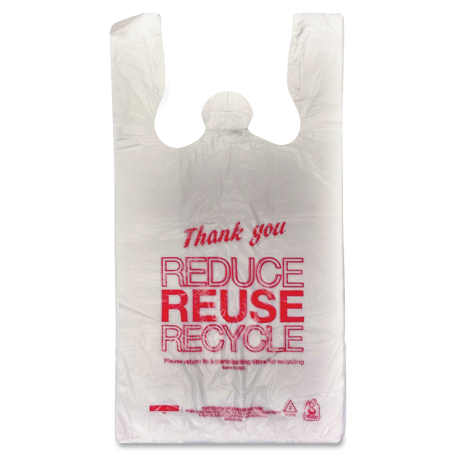 Unistar Plastics Thank You Eco-friendly Bag - 11 50