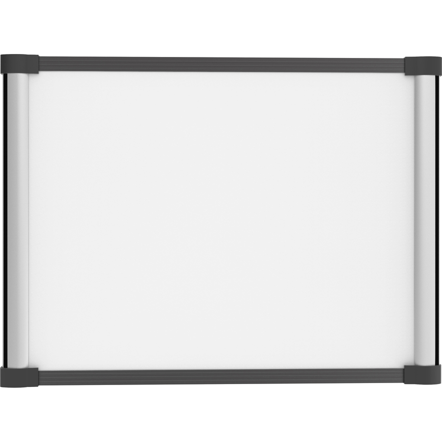 Lorell Magnetic Dry Erase Board 24 2 Ft Width X  Ft Height Aluminum Steel Frame Rectangle 1 Each