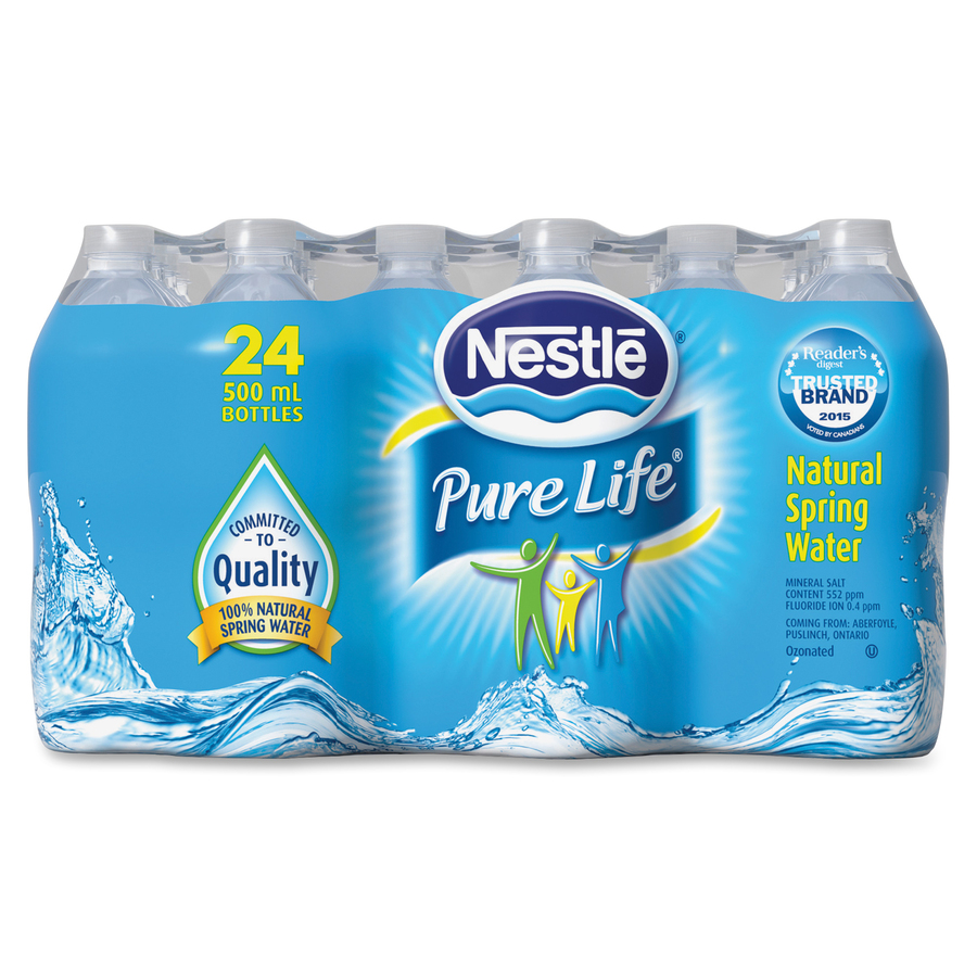 Nestle Pure Life Natural Spring Water --VND01WA108