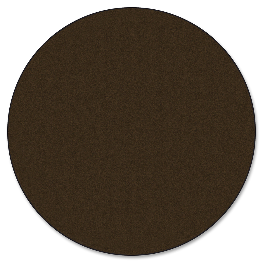 Flagship Carpets Classic Solid Color 12 Round Rug Fcias71ch
