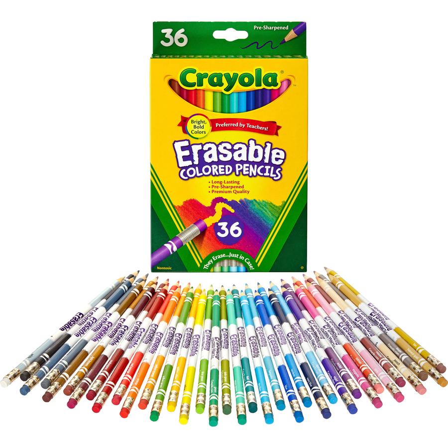 20 BULK copper Crayola Colored Pencils