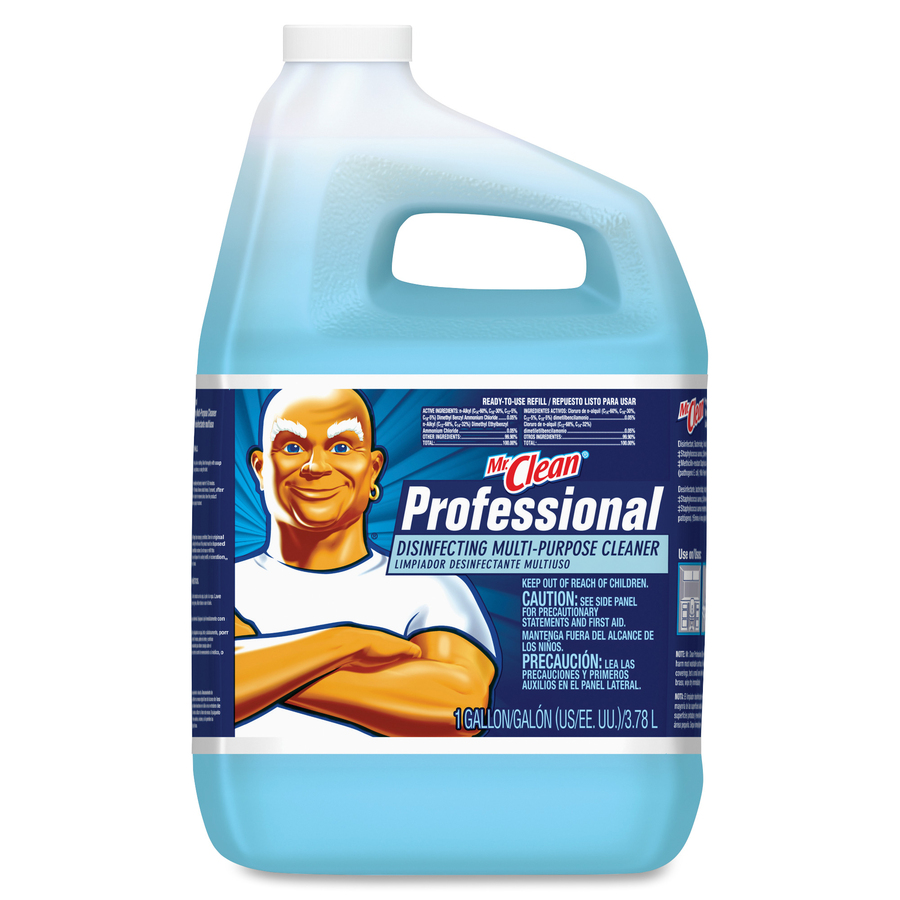 Great Deals On Cleaning Supplies Mr Clean Prof Multi