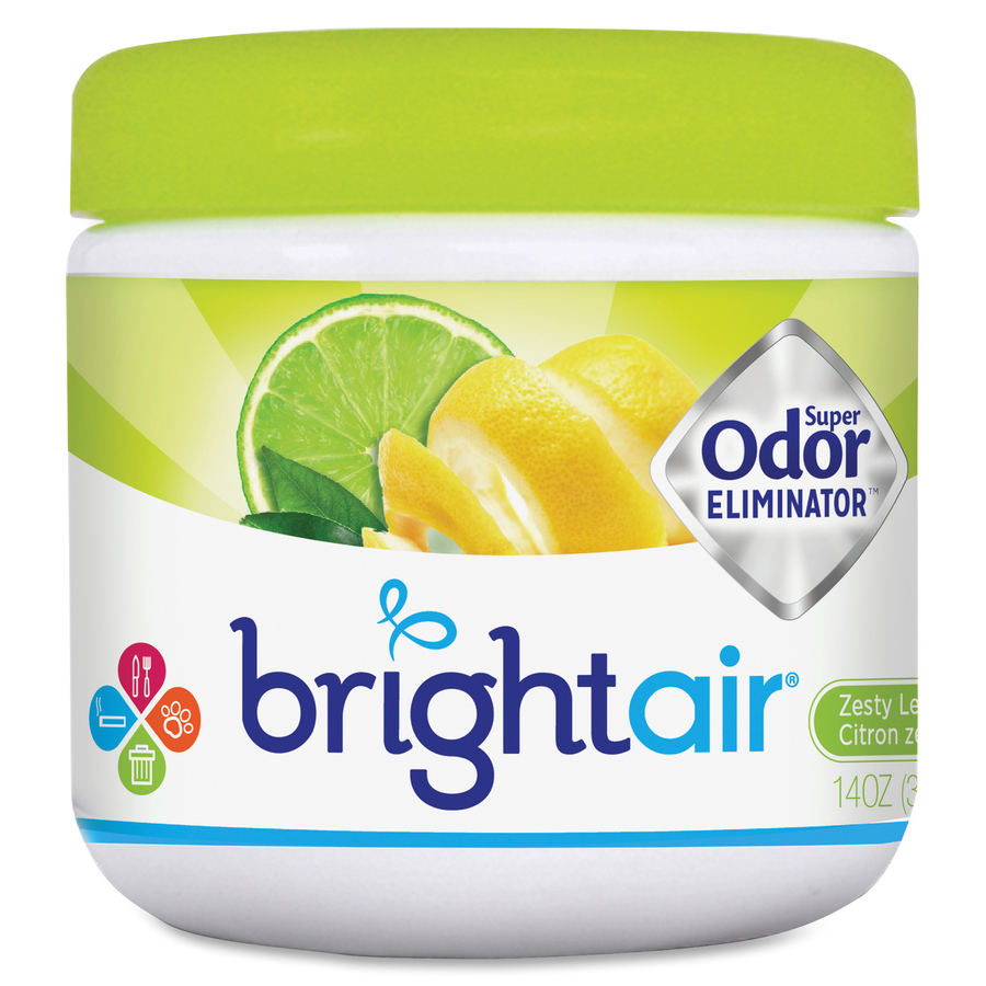 Bright Air Zesty Lemon Super Odor Eliminator : 1034873395 from www.bulkofficesupply.com size 2000 x 2000 jpeg 1110kB