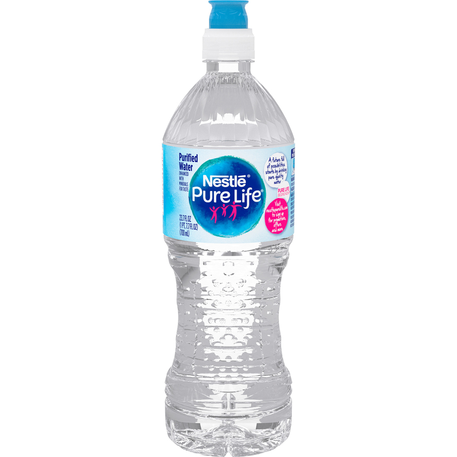 Nestle Purified Bottled Water - Mac Papers Inc
