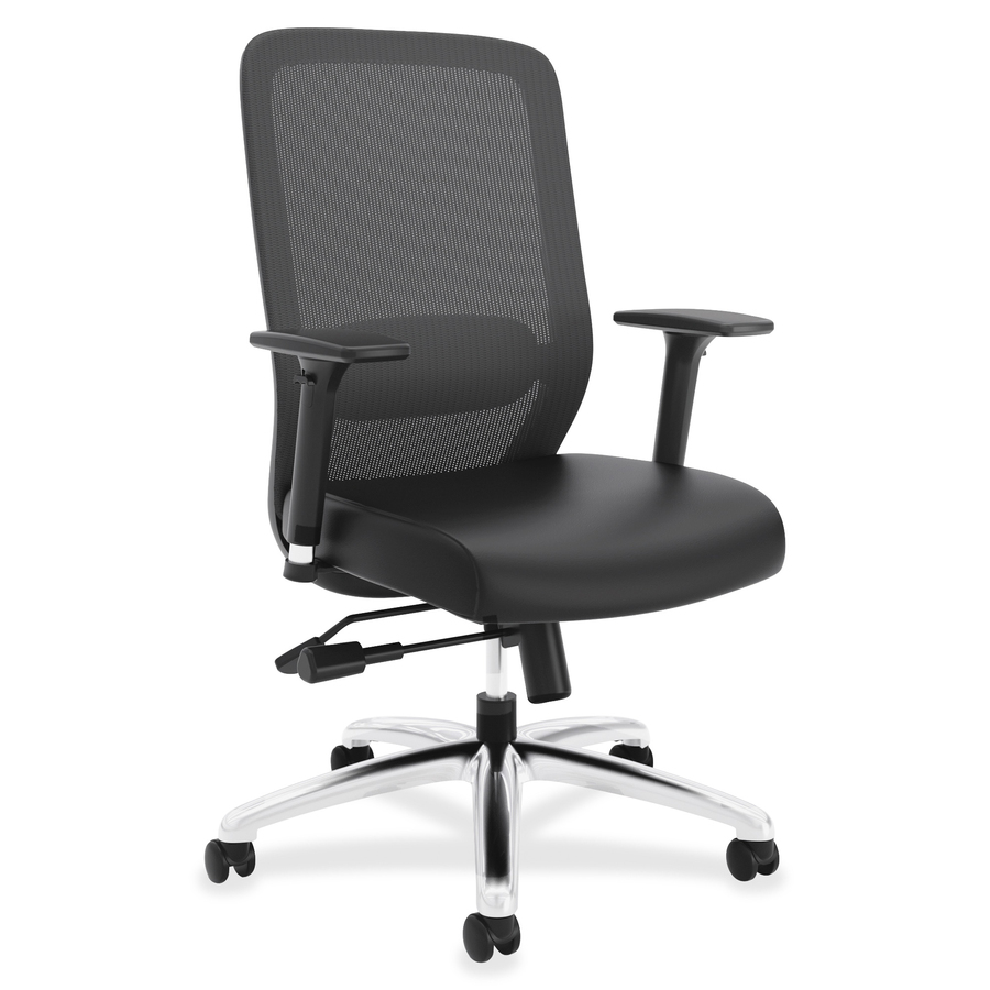 basyx by hon hvl721 mesh high back task chair  bsx