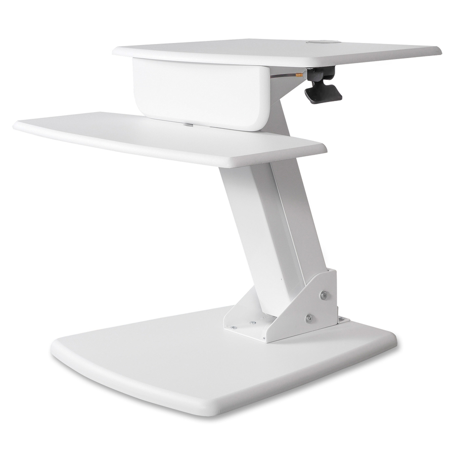 Kantek Desktop Sit To Stand Computer Workstation