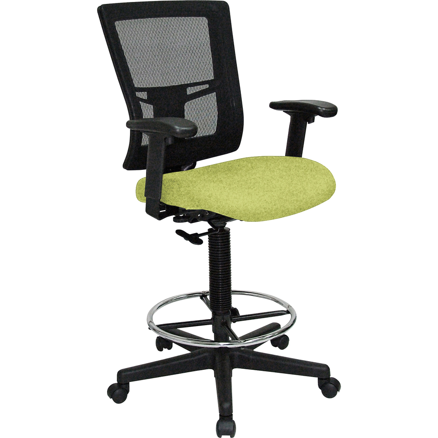 Wholesale Lorell Mesh Back Drafting Stool Llr43100009 In Bulk