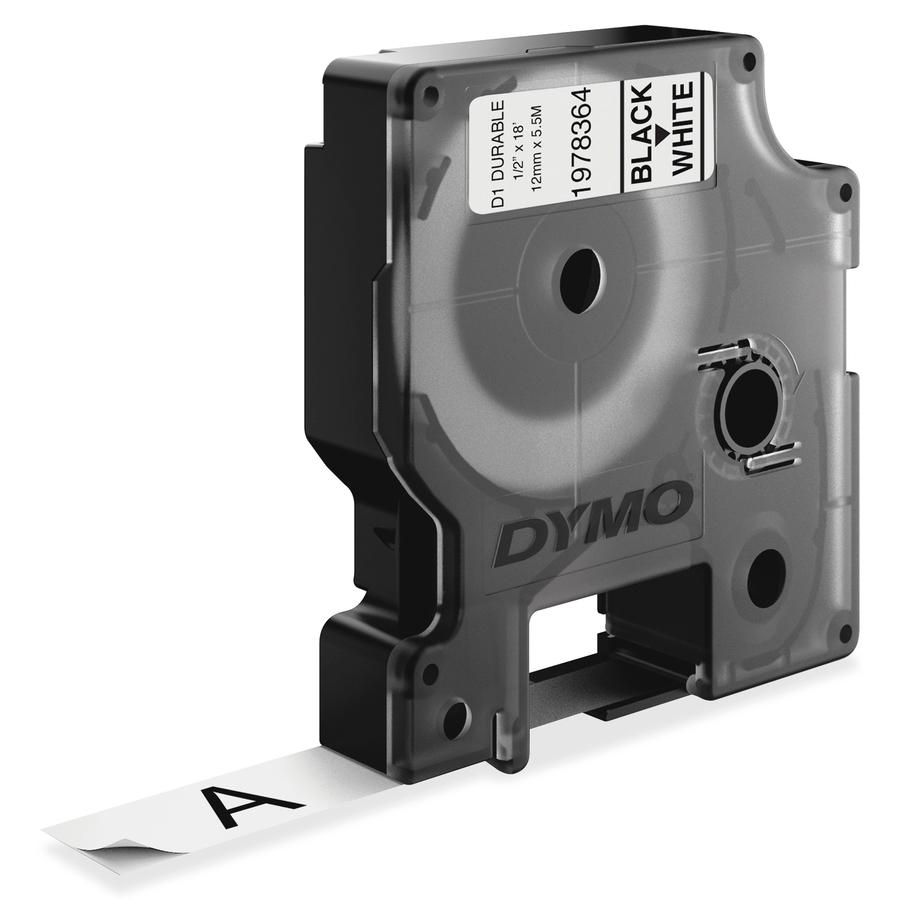 Dymo D1 Durable Labels - 1/2