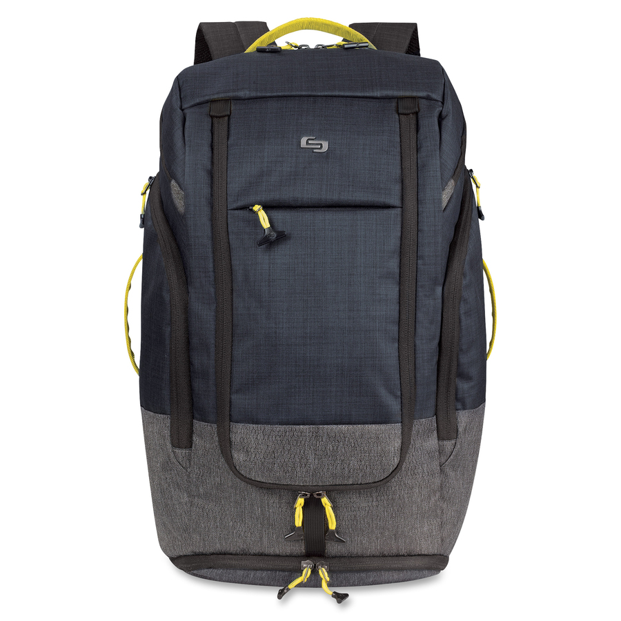 Solo Velocity Carrying Case Backpack For 17 3 Quot Notebook