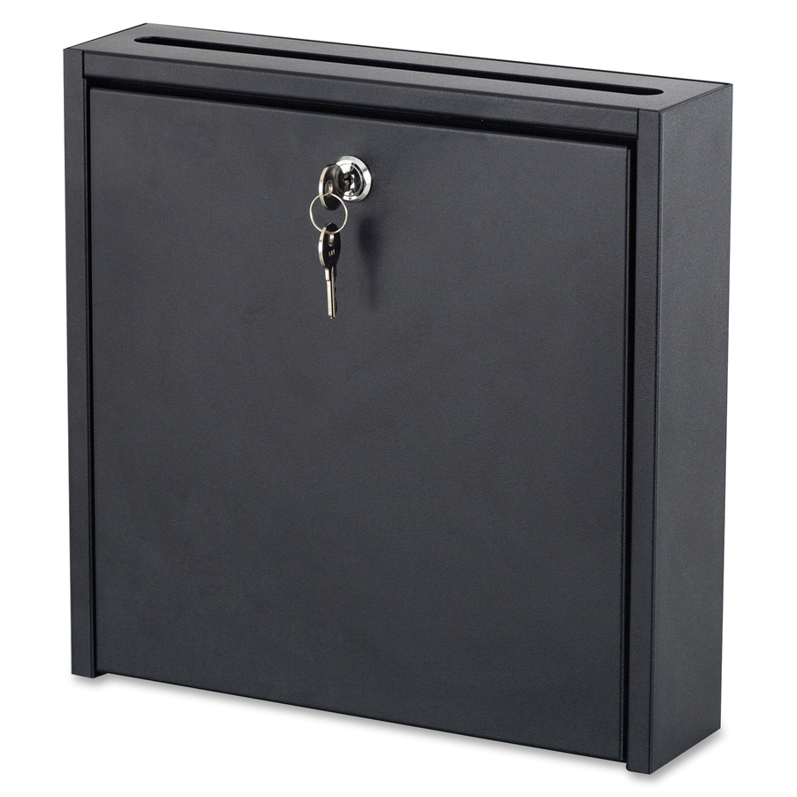 Safco 12 X 12 Quot Wall Mounted Inter Department Mailbox With