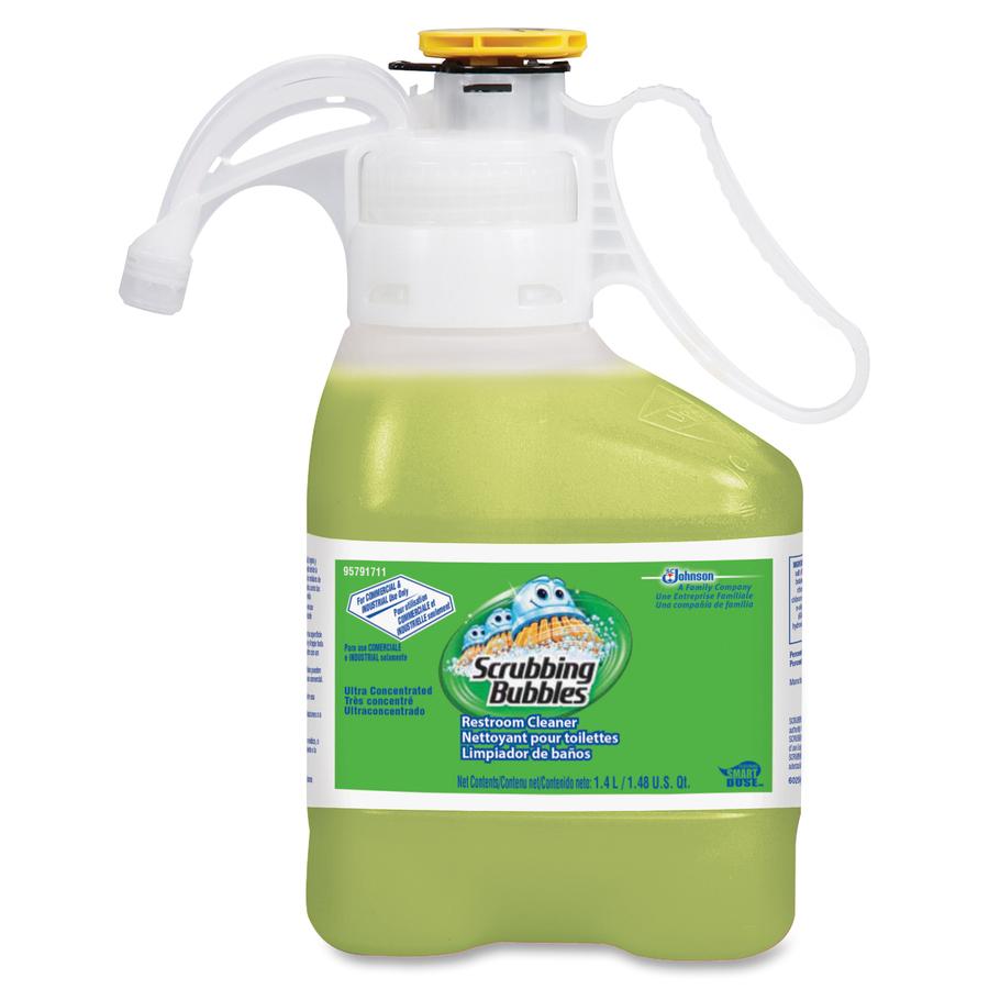Scrubbing Bubbles Ultra Restrm Cleaner Dvo 95791711act