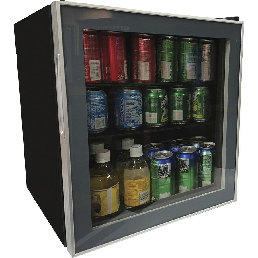 Avanti 16 Cubic Foot Beverage Cooler 160 Ft³ Reversible 160 Ft³ Net Refrigerator Capacity 120 V Ac 265 Kwh Per Year Glass Door