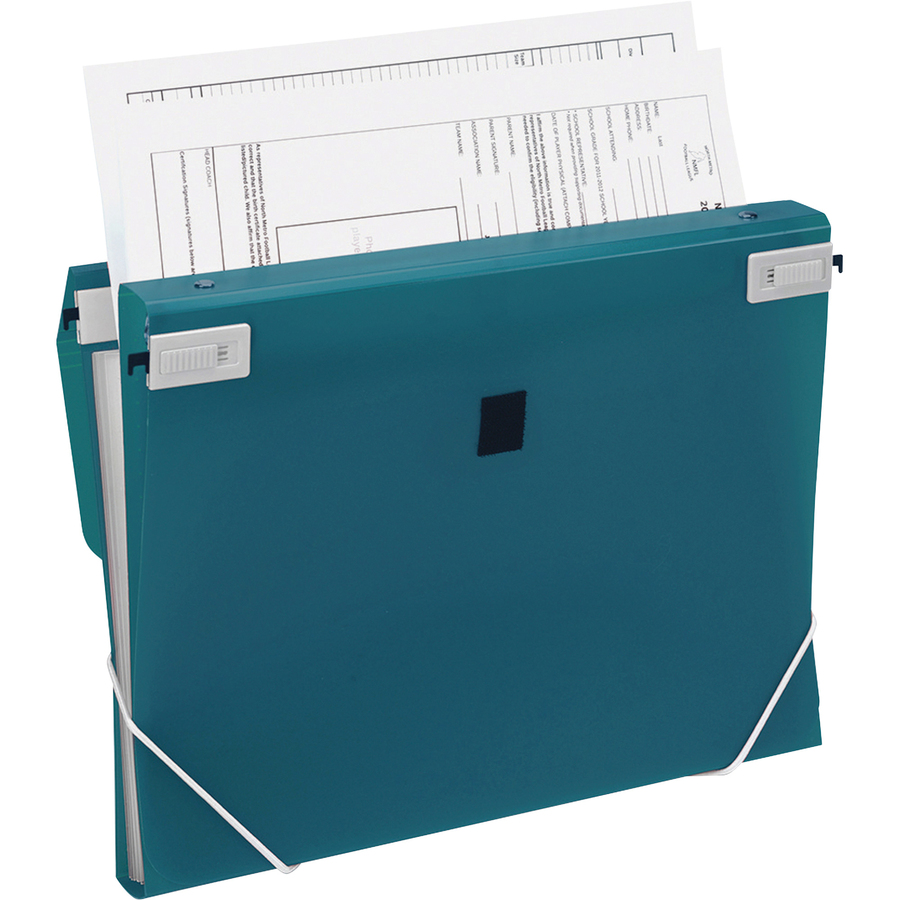 "Cli Varicap Expandable Post Binder Letter 8.50/"" X 11/"" 1500 Sheet Capacity"