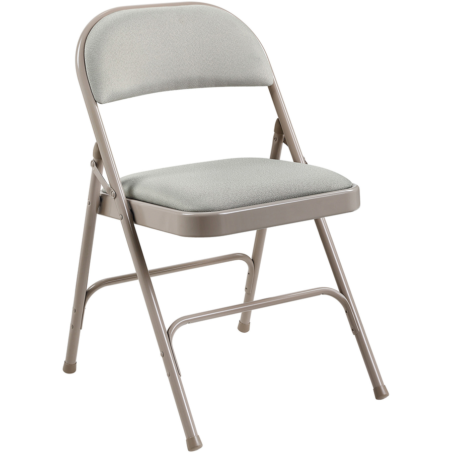 wholesale lorell padded seat folding chairs llr62533 in bulk. Black Bedroom Furniture Sets. Home Design Ideas