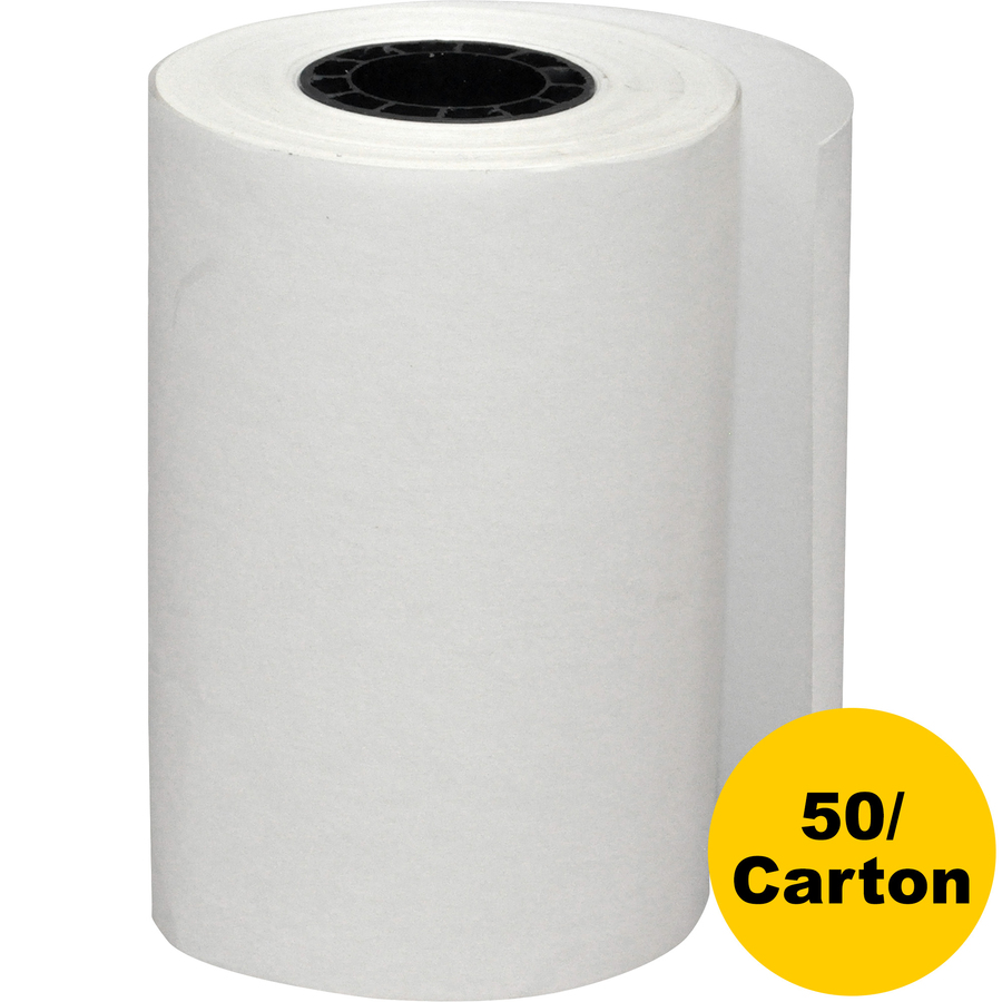 pm perfection thermal print receipt paper servmart