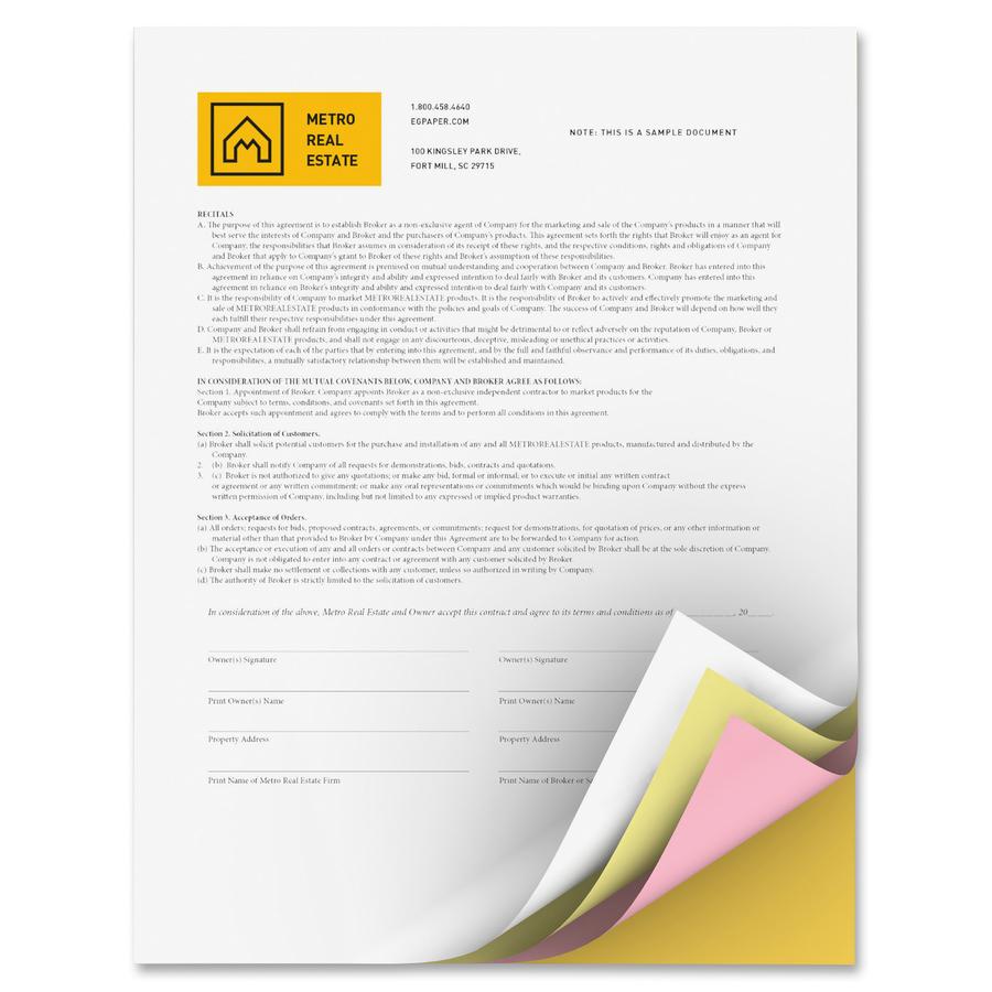 Bold Digital Carbonless Paper