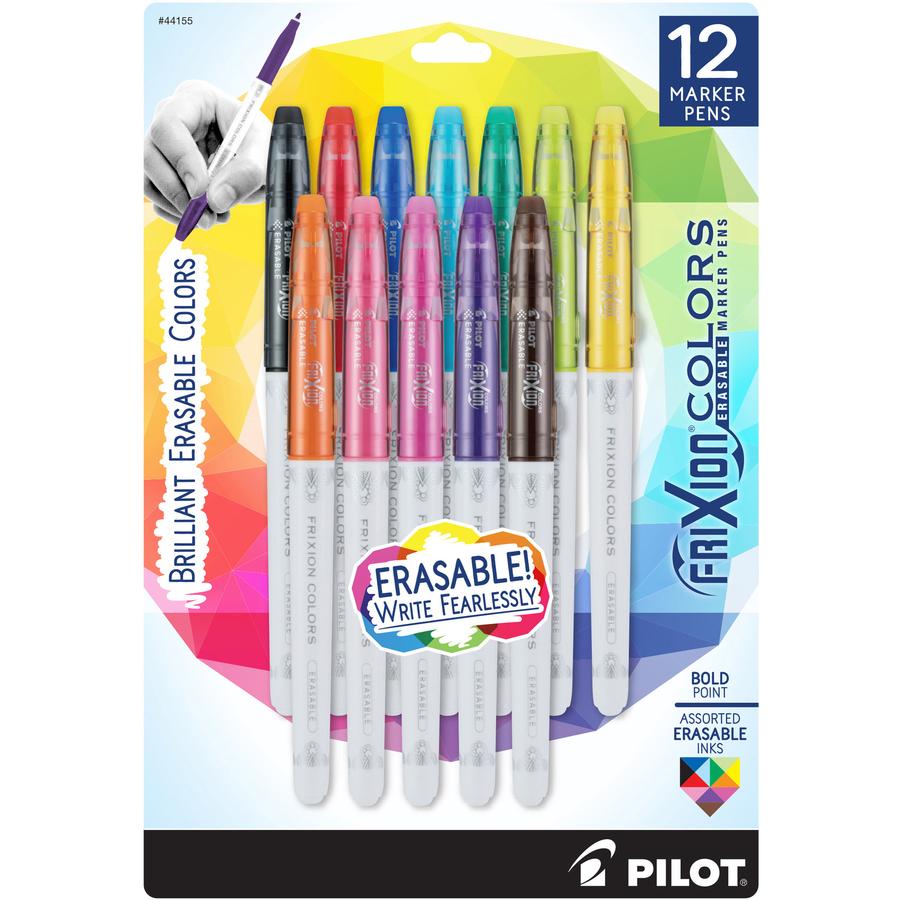 Pilot Frixion Ball Erasable Gel Pen pil31565 0.7 Mm Fine Pen Point Type