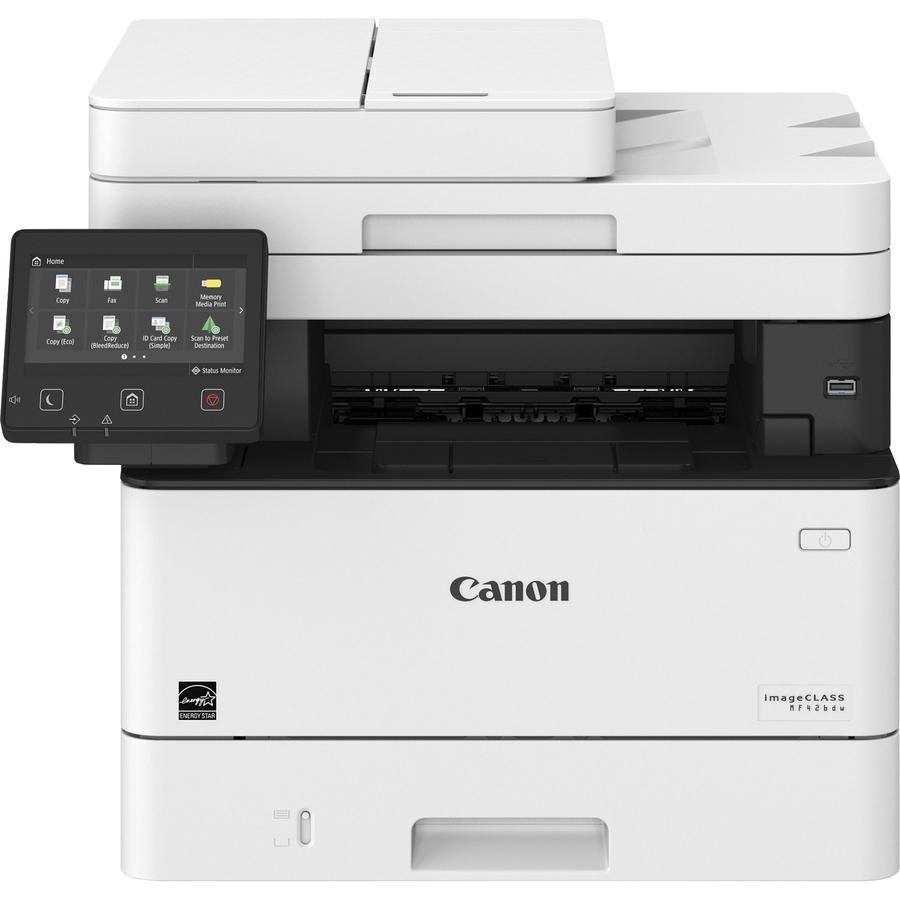 Canon imageCLASS MF426dw Laser Multifunction Printer - Monochrome ...