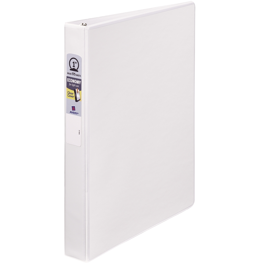 avery economy view binder direct office buys