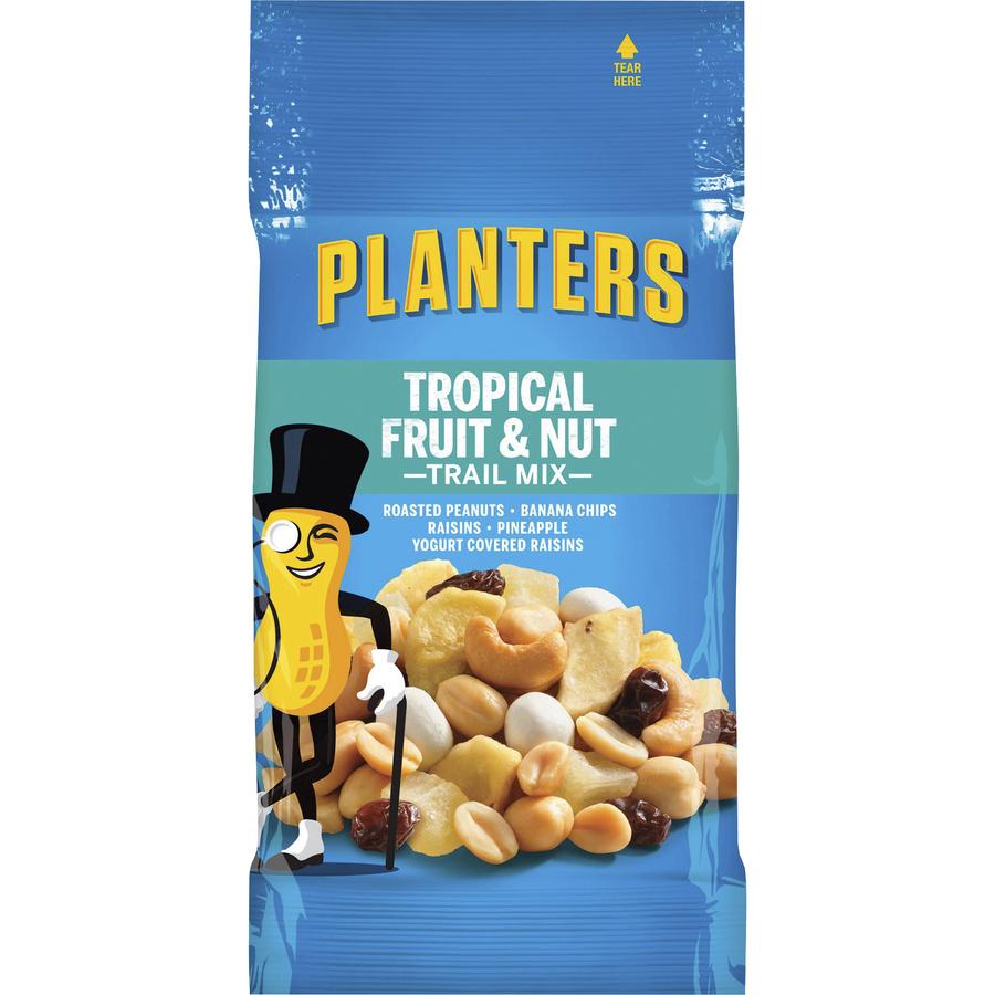 Krf00260 Planters Tropical Fruit Amp Nut Trail Mix