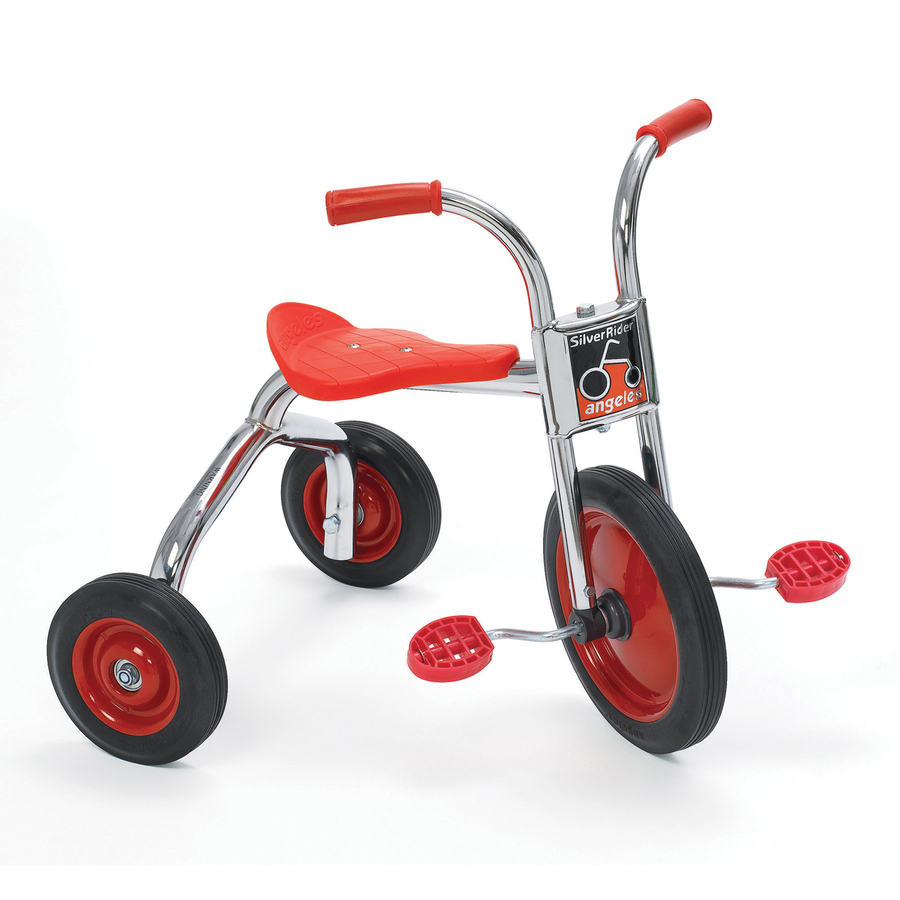 Angeles SilverRider Tricycle - Steel Frame - Silver