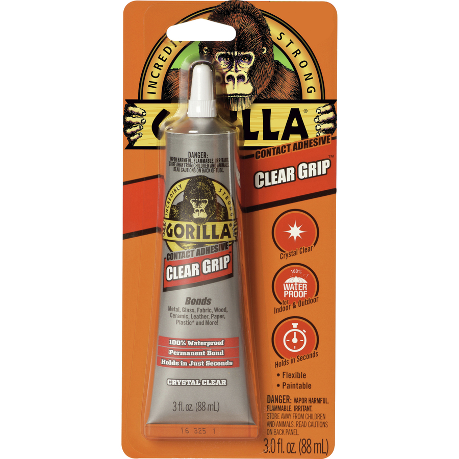 Gorilla Glue Clear Grip Contact