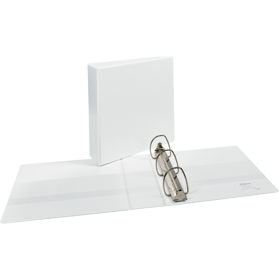 avery durable view binders with ezd rings servmart