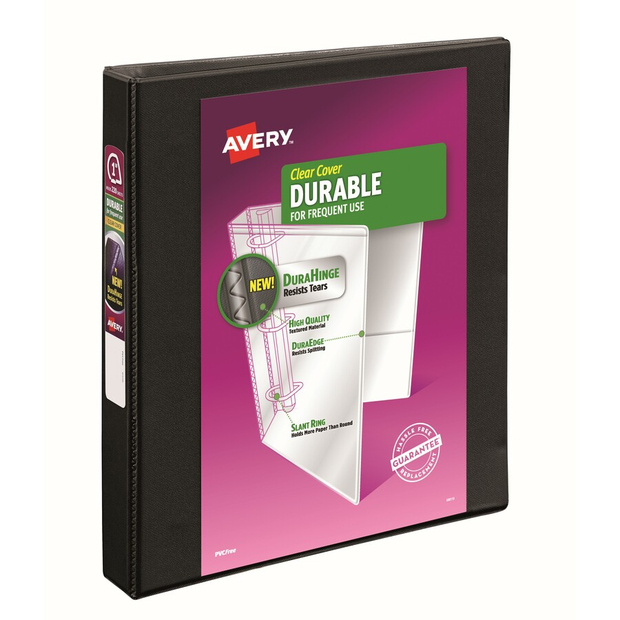Avery Durable View Binders With Slant Rings Ave 17011